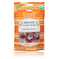 Organic Candy Drops Ginger Zest -