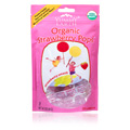Organic Lollipops Strawberry -