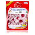 Organic Lollipops Very Cherry -