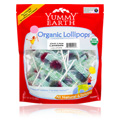 Organic Lollipops Chili Lime -