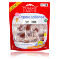 Organic Lollipops Ginger Zest -