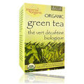 Imperial Organic Organic Decaffeinated Green Tea -