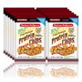 Gluten Free Crispy Parmesan Protein Chips -