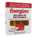 Energizer Hot Jojoba Oil Hair Treatment -