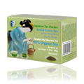 Organic Baked Green Tea Powder -