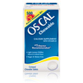 OsCal 500 + D Light Lemon Chiffron Chewable -