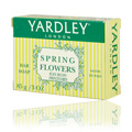 Spring Flowers Bar Soap -