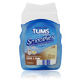 Tums Extra Strength Smoothies Cocoa & Creme -