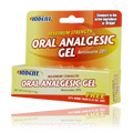 Maximum Strength Oral Analgesic Gel -