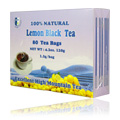 Natural Lemon Black Tea -