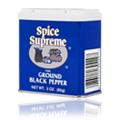 Pure Ground Black Pepper -