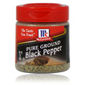 Pure Ground Black Pepper -