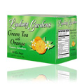 Green Tea with Orange -