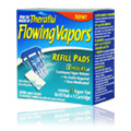 Theraflu Flowing Vapors Mentholated Eucalyptus Refill Pads -