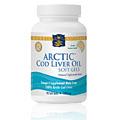Arctic Cod Liver Oil Lemon -