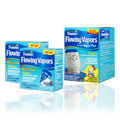 Buy Triaminic FlowingVapors Portable Fan Mentholated Cherry & Get 2 Refill Pads