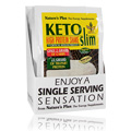 KETOslim Vanilla Shake with Critical Keto-Nutrients -