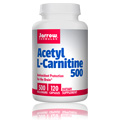 Acetyl L-Carnitine 500 mg -