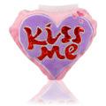 Hanging Kiss Me Plush Heart -