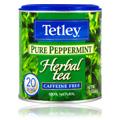 Pure Peppermint Herbal Tea -