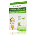 Collagen Essence Mask Fresh Aloe & Cucumber -