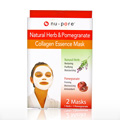 Collagen Essence Mask Natural Herb & Pomegranate -