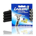Triple Blade Disposable Razors -