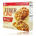 Fiber One Chewy Bars Oats & Peanut Butter -