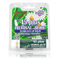 Herbal Aloe Sunblock Lip Balm SPF 45 Plus -