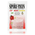 Spiru Tein Sweetened For Low Carb Dieters Strawberry -