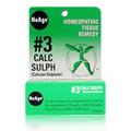 NuAge Tissue Salts Calcarea Sulphurica 6X