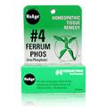 NuAge Tissue Salts Ferrum Phosphoricum 6X