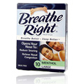 Adult Nasal Strips Menthol Large -