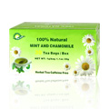 100% Natural Mint & Chamomile Tea -