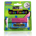 Chap Ice Lip Protectant Crazy Flavors Watermelon & Blue Raspberry -