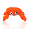 Orange Crab Loofah & Terry Bath Buddies