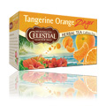 Herb Tea Tangerine Orange Zinger with Vitamin C -
