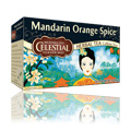 Mandarin Orange Spice Herb Tea -