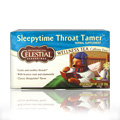 Wellness Tea Sleepytime Throat Tamer -