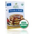 Pancake & Waffle Mix, Certified Organic