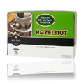Gourmet Single Cup Coffee Hazelnut -