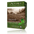 Green Blend Puerh Organic Mint Tea Mint -