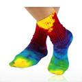Socks Tie Dye Lite Crew Singles Size 9-11 -