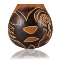 Guayaki Pre-Columbian Mate Gourd -