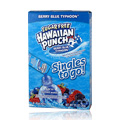 Singles To Go Berry Blue Typhoon -