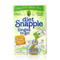 Diet Snapple On The Go Original Green Tea -