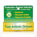 Triple Antibiotic Ointment -