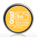 Body Candy Spicy Orange -