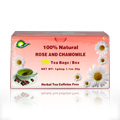 Rose & Chamomile Tea -