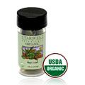 Organic Bay Leaf Whole Jar -